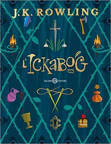 L'Ickabog Book Cover