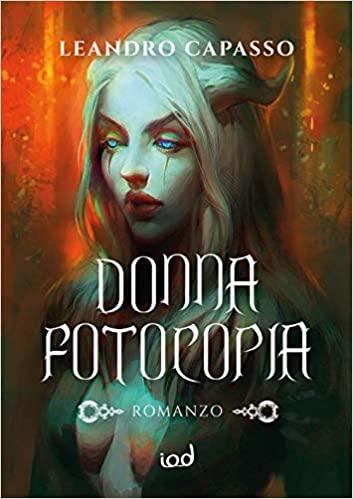 Donna fotocopia Book Cover