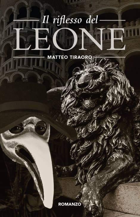 Il riflesso del Leone Book Cover