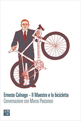 Il maestro e la bicicletta Book Cover