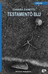Testamento blu Book Cover