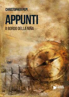Appunti. A bordo della Niña Book Cover
