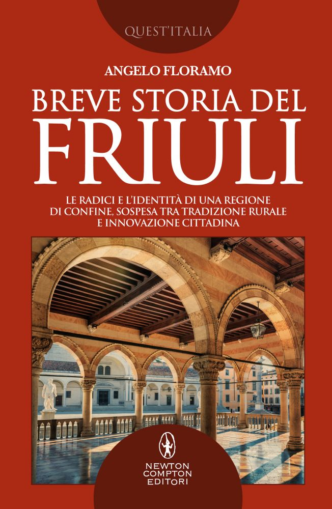 Breve storia del Friuli Book Cover