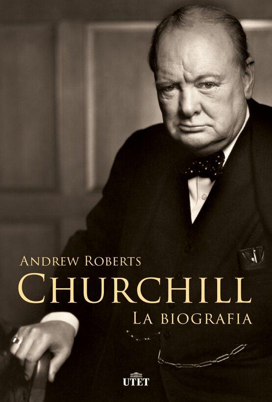 Churchill. La biografia Book Cover