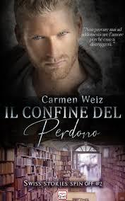 Il confine del perdono Book Cover