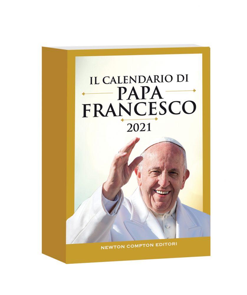 Il calendario di Papa Francesco 2021 Book Cover