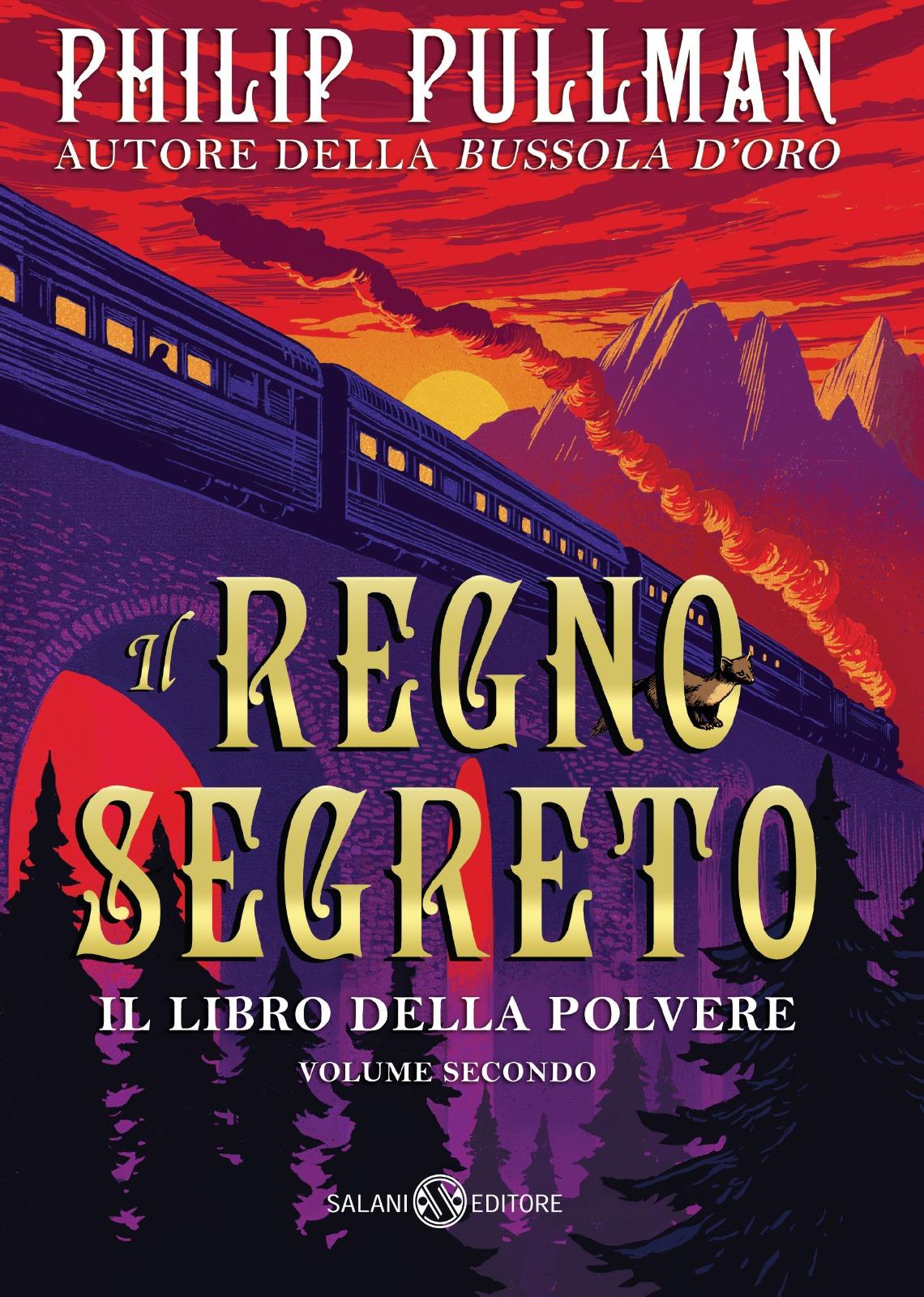 Il regno segreto Book Cover