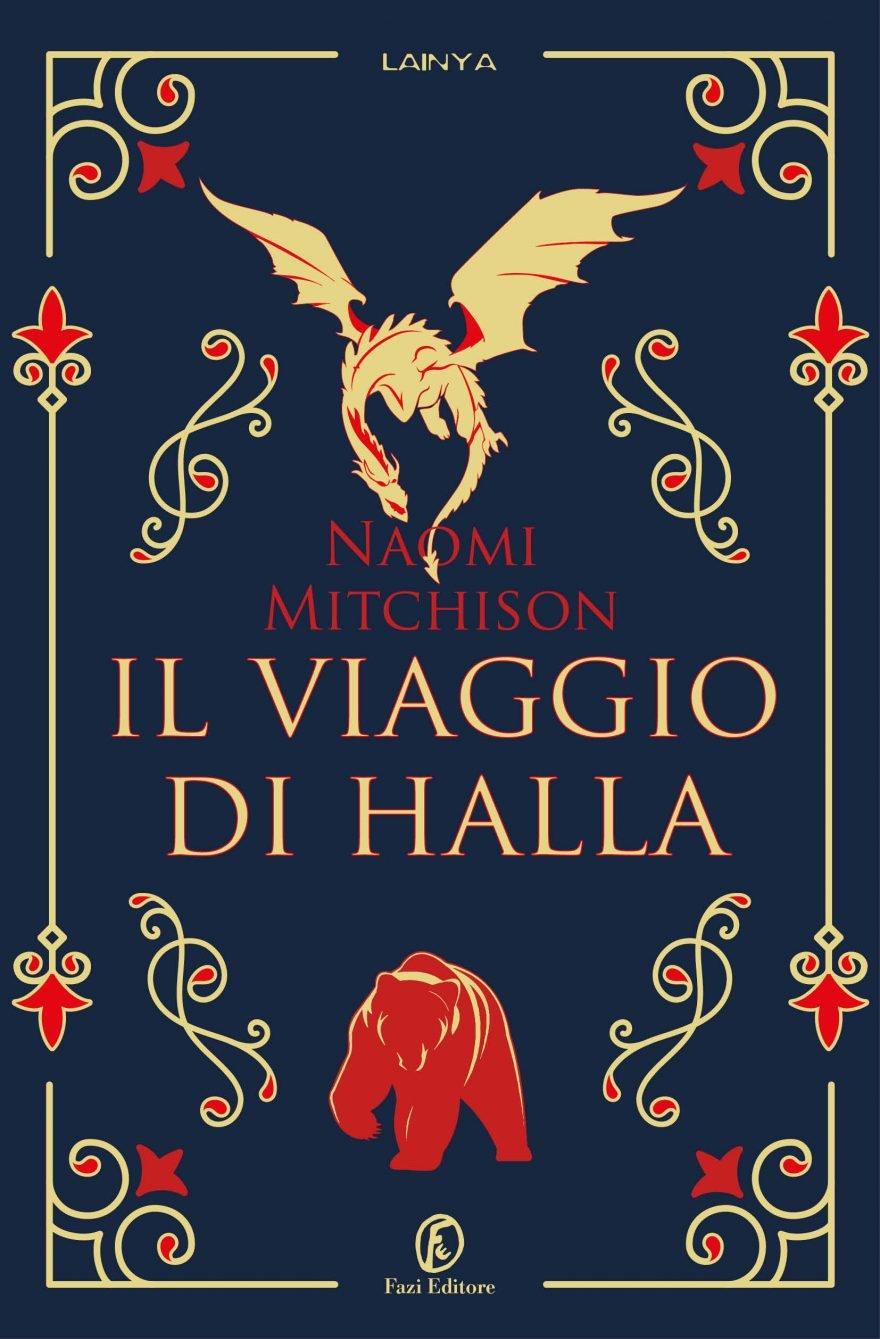 Il viaggio di Halla Book Cover