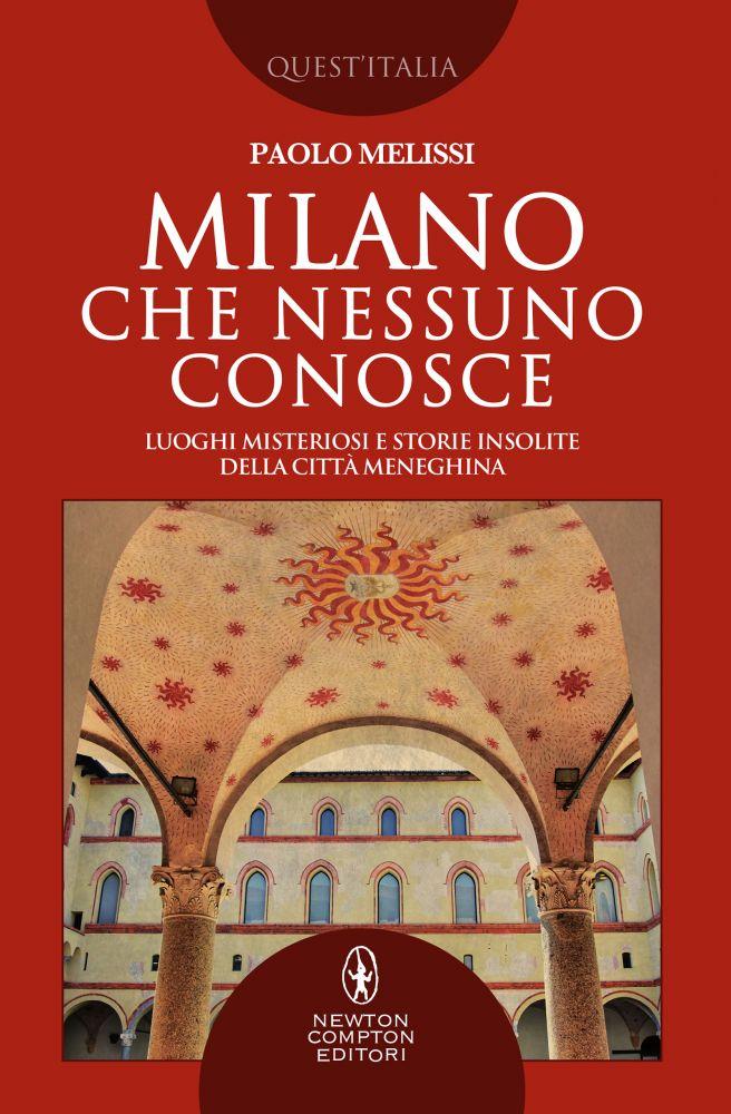 Milano che nessuno conosce Book Cover