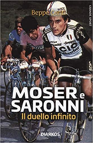 Moser Saronni. Il duello infinito Book Cover