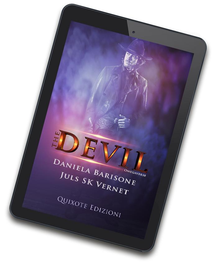 The Devil Book Cover