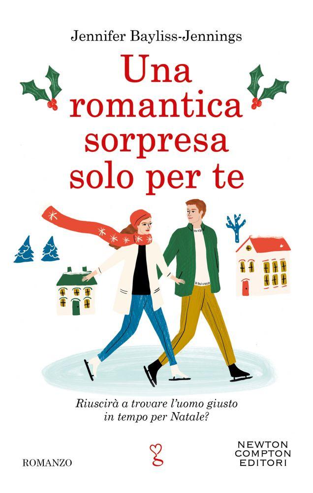 Una romantica sorpresa solo per te Book Cover