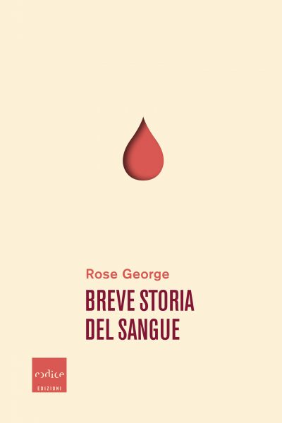 Breve storia del sangue Book Cover