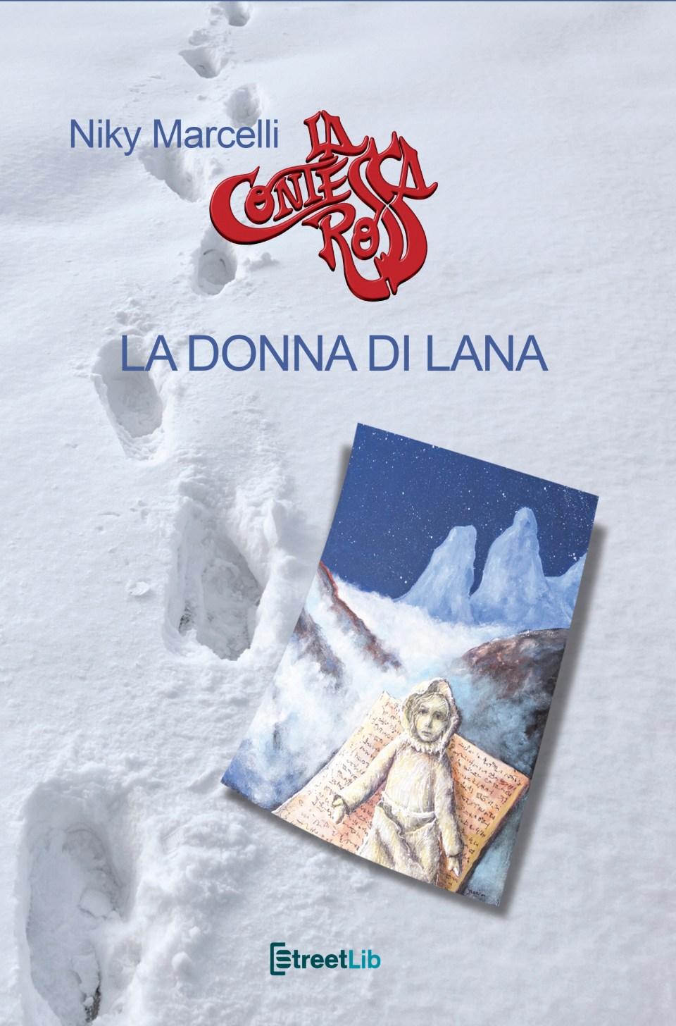 La donna di lana Book Cover