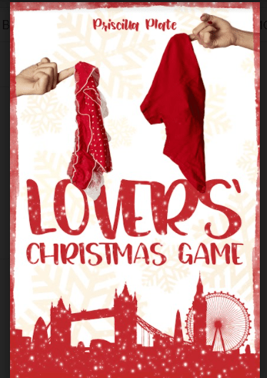 Lovers' Christmas Game Book Cover