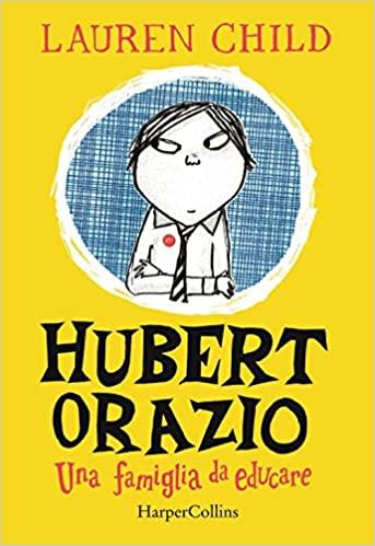 Hubert Orazio Book Cover