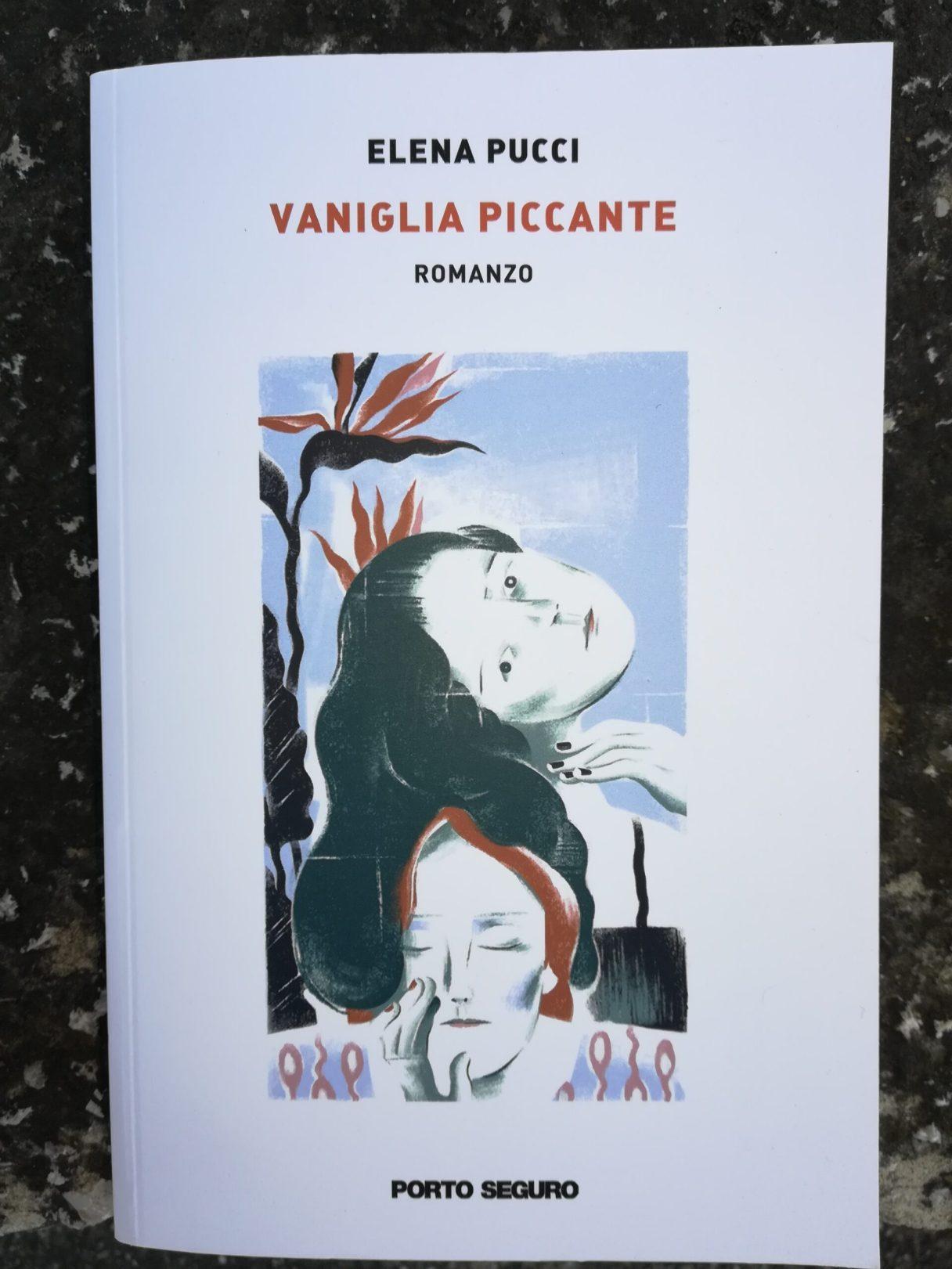 Vaniglia Piccante Book Cover