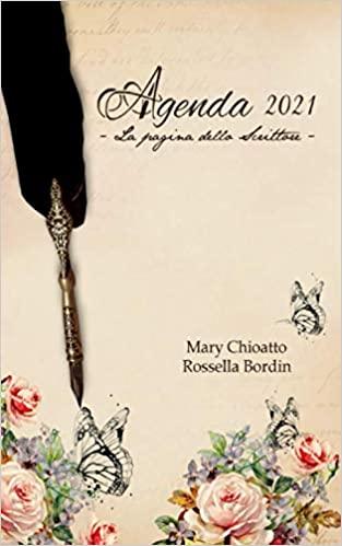 Agenda 2021: La pagina dello Scrittore Book Cover