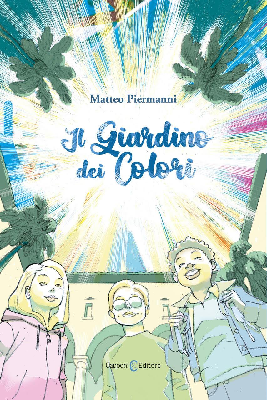 Il giardino dei colori Book Cover