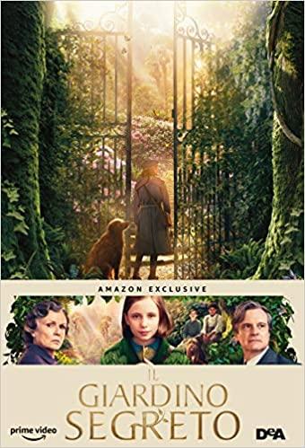 Il giardino segreto Book Cover
