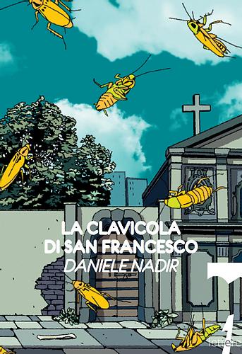 La clavicola di San Francesco Book Cover