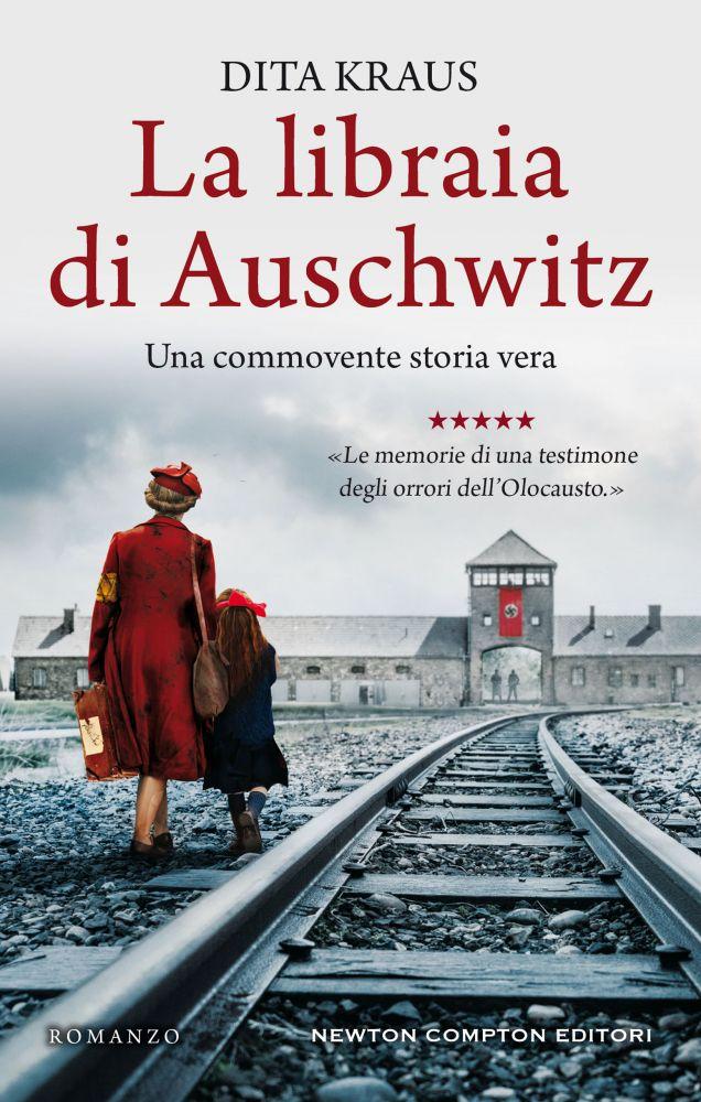 La libraia di Auschwitz Book Cover