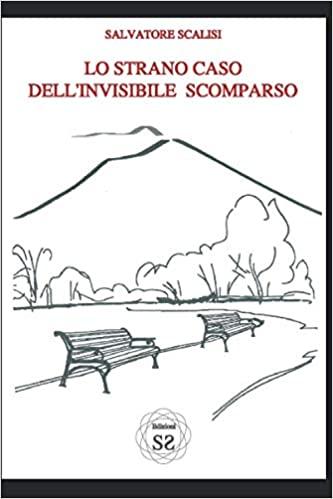 Lo strano caso dell'invisibile scomparso Book Cover