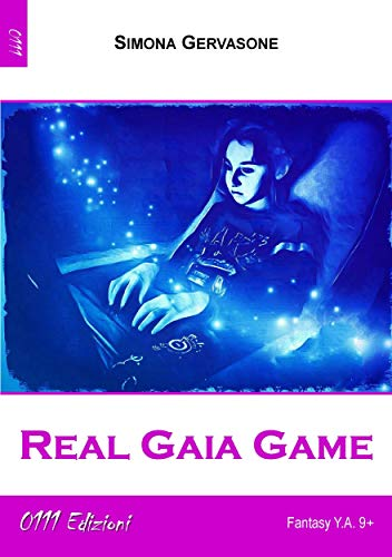 Real Gaia Game Book Cover
