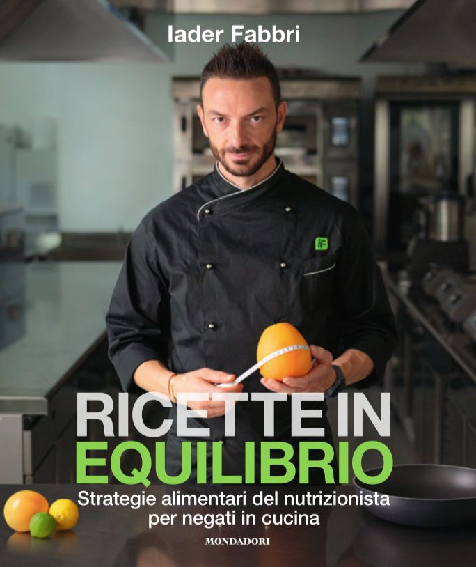 Ricette in equilibrio Book Cover
