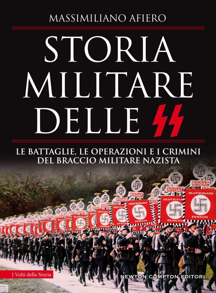 Storia militare delle SS Book Cover