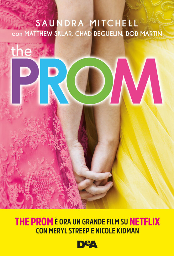 The Prom Book Cover
