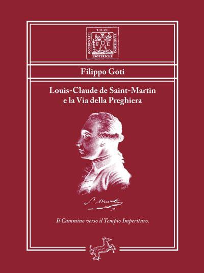 Louis-Claude de Saint-Martin e la Via della Preghiera Book Cover