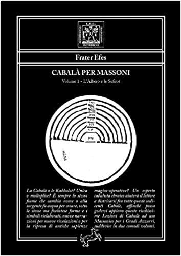 Cabalà per Massoni Book Cover
