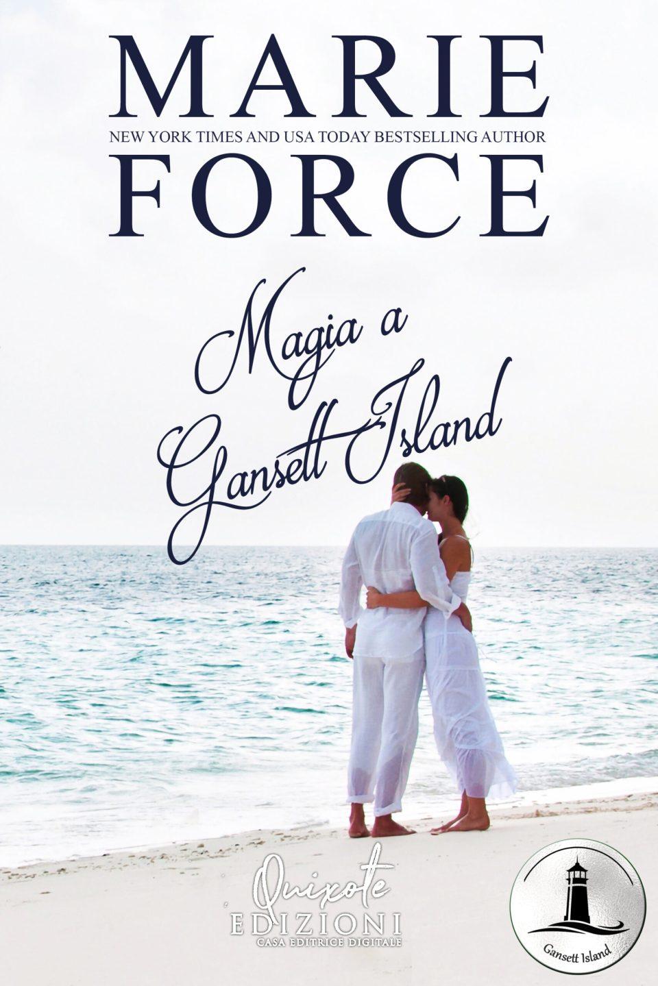 Magia a Gansett Island Book Cover