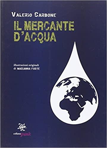 Il mercante d'acqua Book Cover