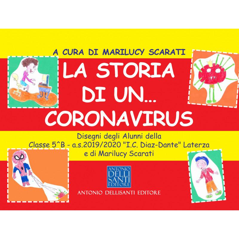 La storia di un... coronavirus Book Cover
