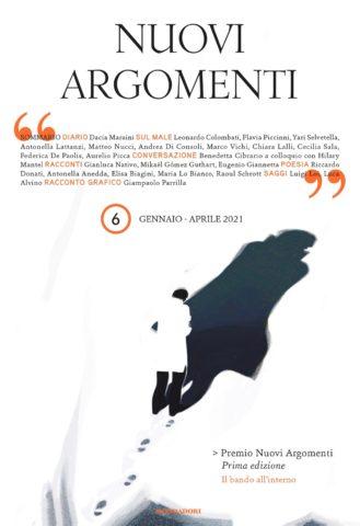 Nuovi Argomenti 2021/1 Book Cover