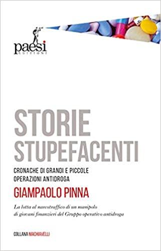 Storie stupefacenti Book Cover