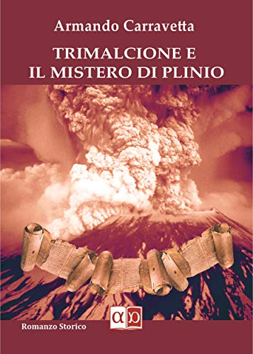 Trimalcione e il mistero di Plinio Book Cover