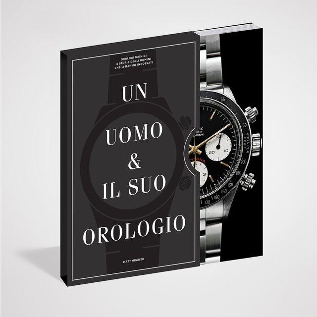 Un uomo & il suo orologio Book Cover