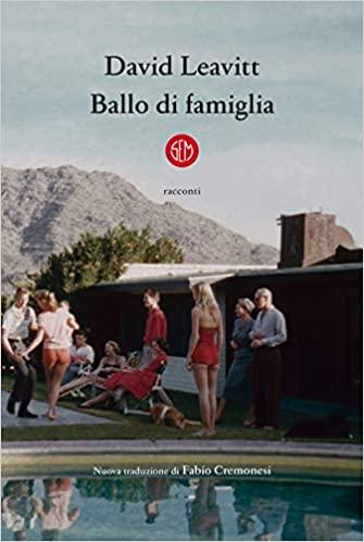 Ballo di famiglia Book Cover