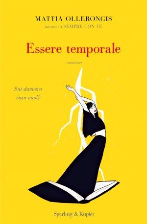 Essere temporale Book Cover