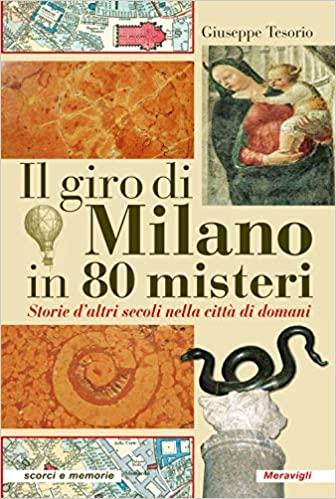 Il giro di Milano in 80 misteri Book Cover