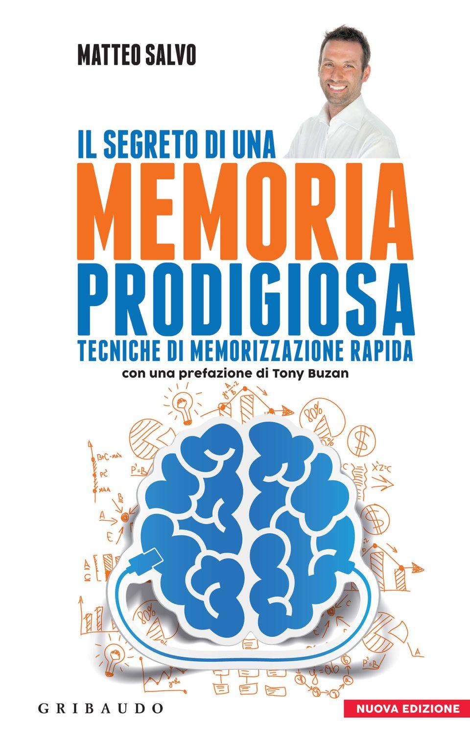 Il segreto di una memoria prodigiosa Book Cover