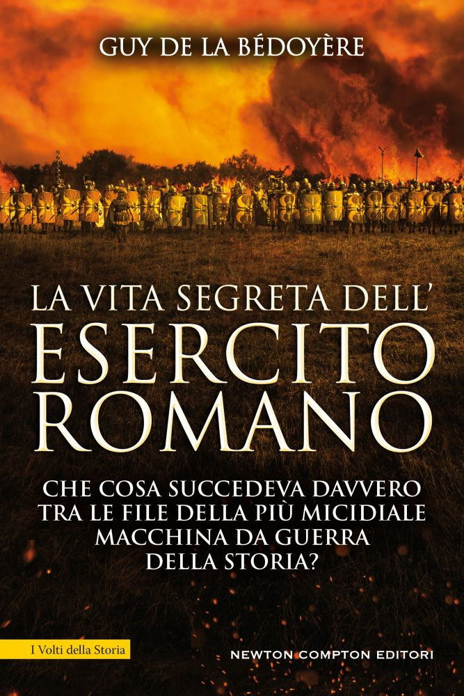 La vita segreta dell'esercito romano Book Cover