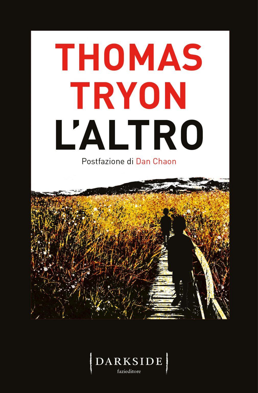 L'Altro Book Cover