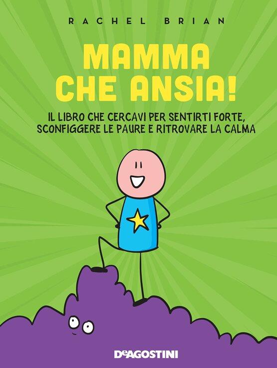 Mamma che ansia! Book Cover
