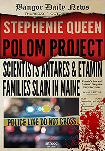 Polom Project Book Cover