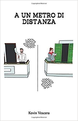 A un metro di distanza Book Cover