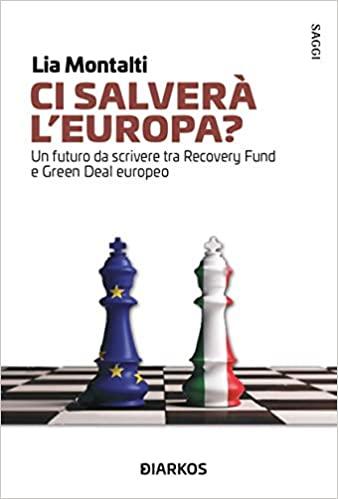 Ci salverà l'Europa Book Cover